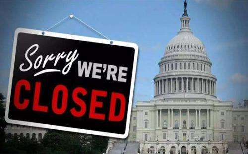 美国政府停摆3天后恢复正常.jpg