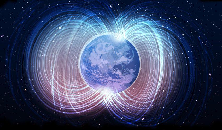 地球两磁极将要开始转动