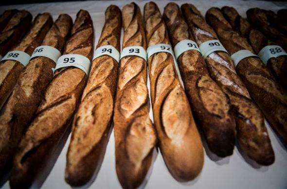 法棍面包申遗获法国总统马克龙支持