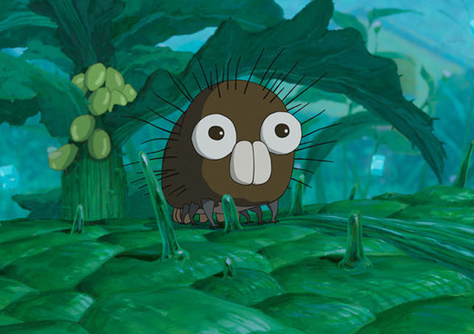 宫崎骏新作《毛毛虫菠萝》将于三月上映