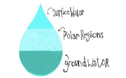 农业用水量
