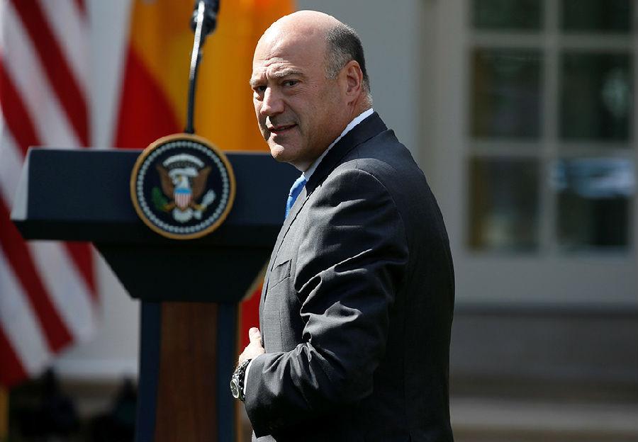 白宫首席经济顾问科恩决定辞职.jpg