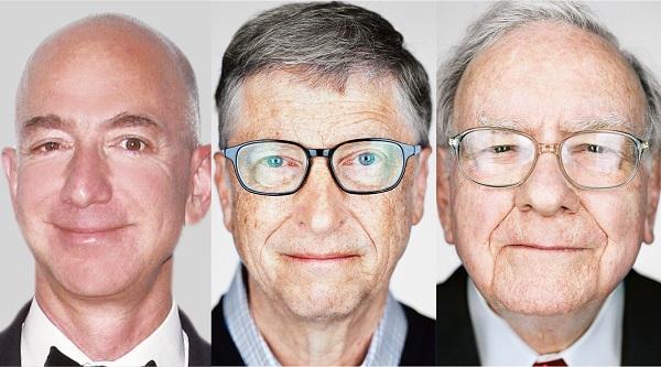 《福布斯》:千亿富豪贝佐斯成为全球首富.jpeg