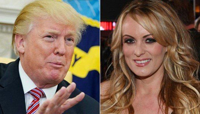美国色情明星就保密协议起诉特朗普