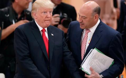 反对关税计划 白宫首席经济顾问辞职