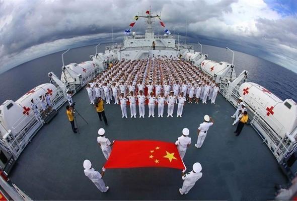 中国将与东盟举行海上联合军演.jpg