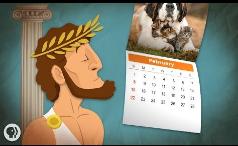 古罗马的历法
