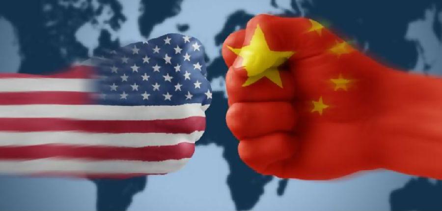 中美贸易战争的恐惧