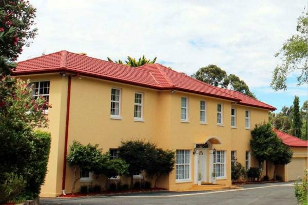 图为澳大利亚堪培拉的俄罗斯大使馆.jpg