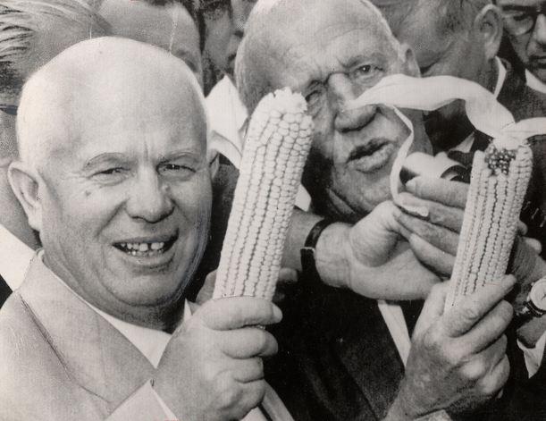 赫鲁晓夫谈农业
