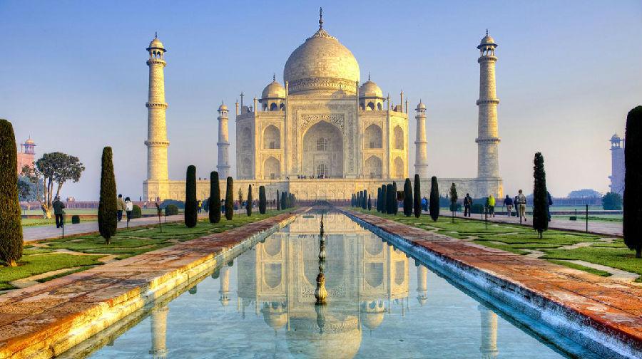 印度泰姬陵将限时参观 每次最多3小时