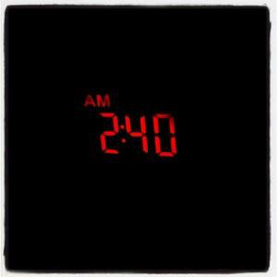 晚睡坏处多