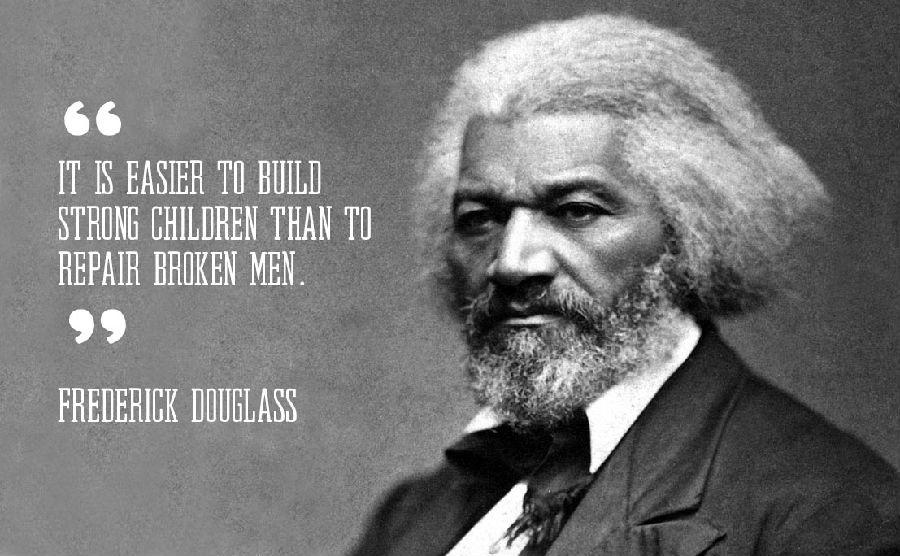 美国废奴运动领袖弗雷德里克·道格拉斯