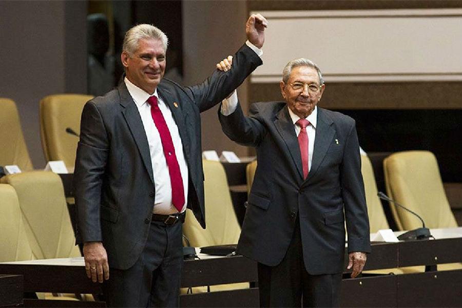 BBC双语新闻讲解附字幕:古巴新总统:将继续完