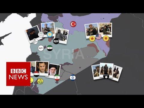 叙利亚:七年内战解读