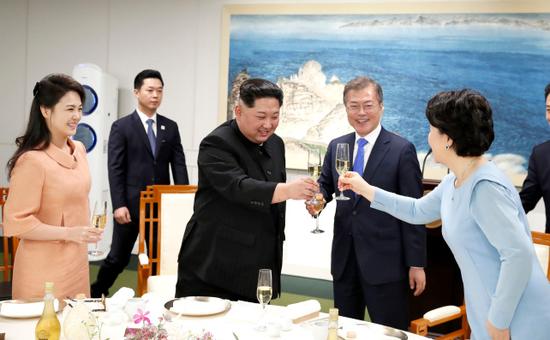 朝韩两国首脑达成消除核武器目标.png