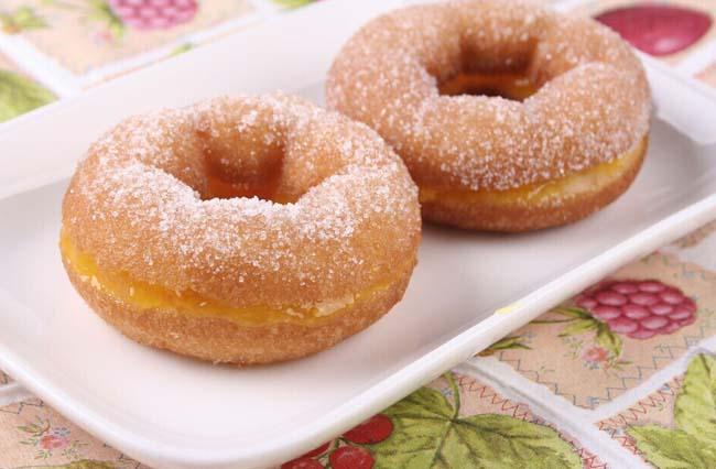 苹果和甜甜圈的热量差别