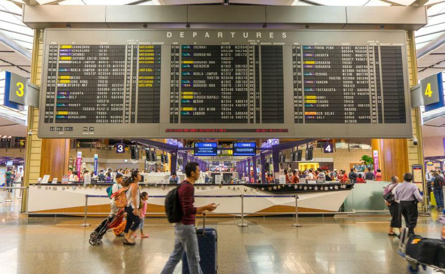 世界上最繁忙的航空路线