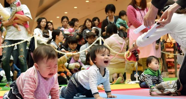 日本儿童数量创新低