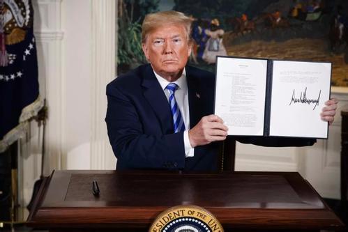特朗普宣布美国退出伊朗核协议.jpg