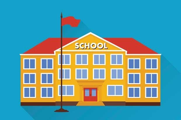 My Beautiful School 我的学校