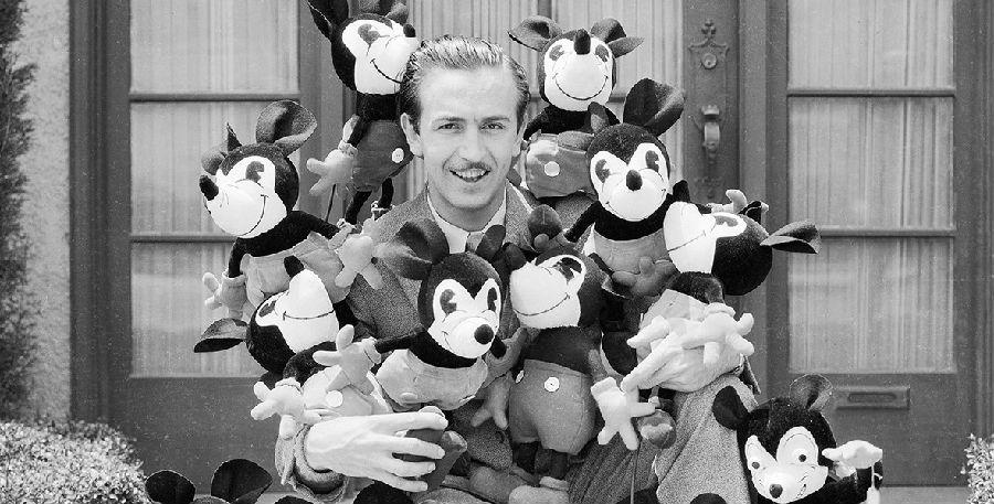 梦幻世界的工程师—华特·迪士尼