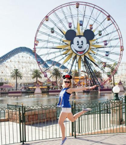 破纪录! 加拿大迪士尼迷75小时游遍全球乐园!