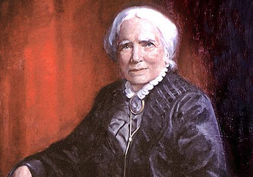 第一位医学女博士—伊丽莎白·布莱克威尔