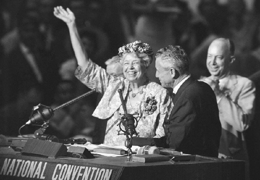 最具影响力的美国第一夫人—埃莉诺·罗斯福