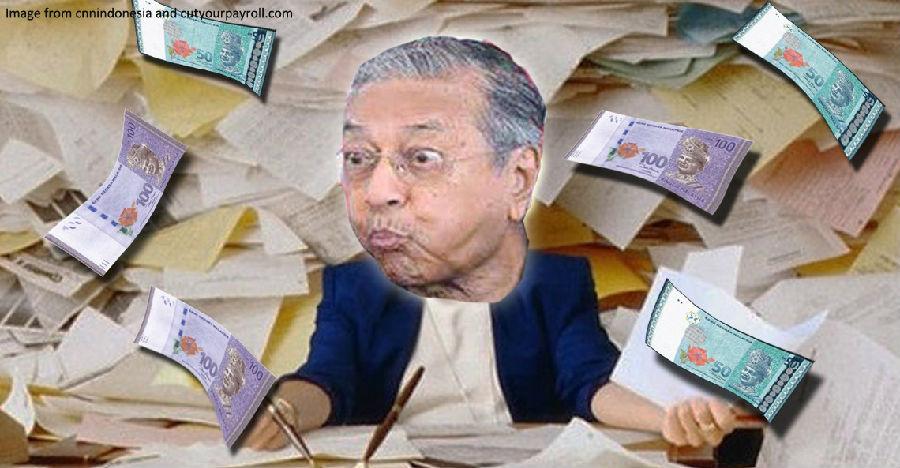 马来人民筹钱解政府国债之急