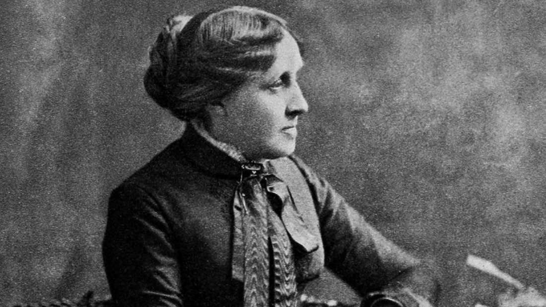 《小妇人》背后的女人—路易莎·梅·奥尔科特