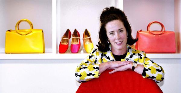 美国著名时尚设计师凯特·丝蓓家中自缢身亡.jpg