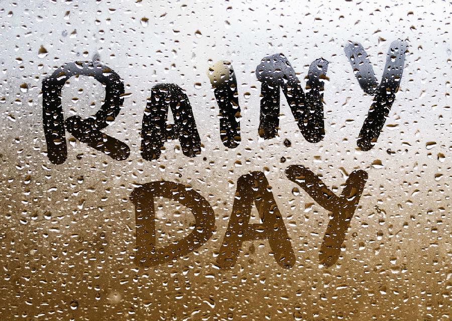 A Rainy Day 雨天