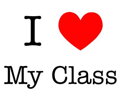 My Class 我的班级
