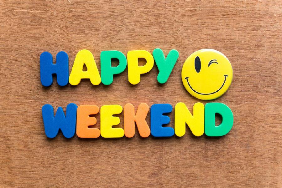 Weekend 周末生活