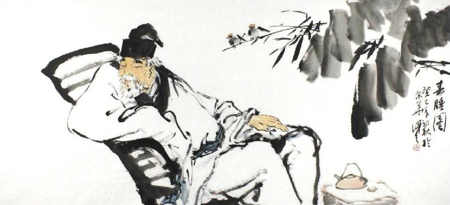 诗歌翻译:苏轼-《纵笔》英文译文_英汉翻译素材