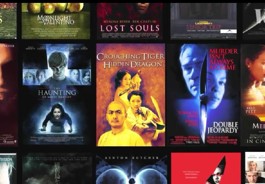 你知道电影海报最常用的字体是哪种吗?