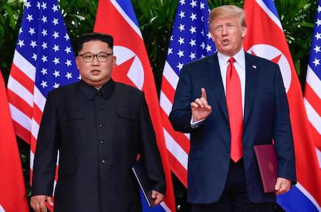 卫星图像显示 朝鲜在美朝峰会后仍在快速升级核研究中心