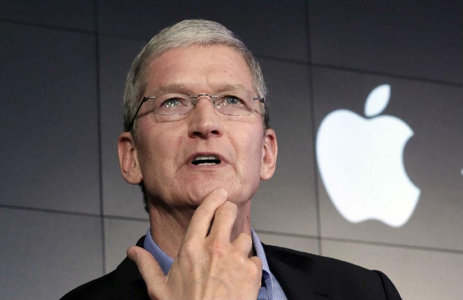 苹果CEO库克表示政府对科技公司监管很合理