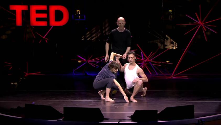 一个编舞者的现场创作过程.png