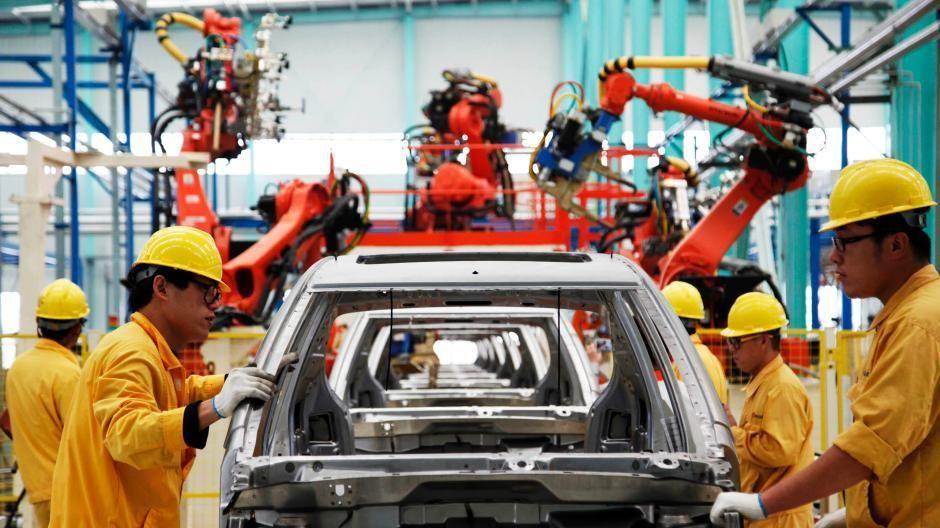 2017年我国工业机器人销量增速创新高