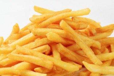 薯条刚进入美国市场时的情景