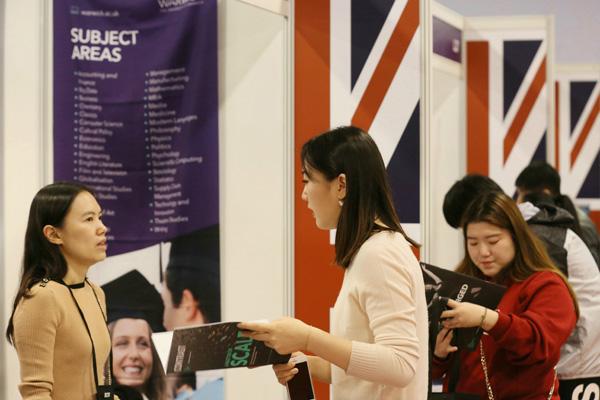 英国简化中国学生赴英留学签证手续