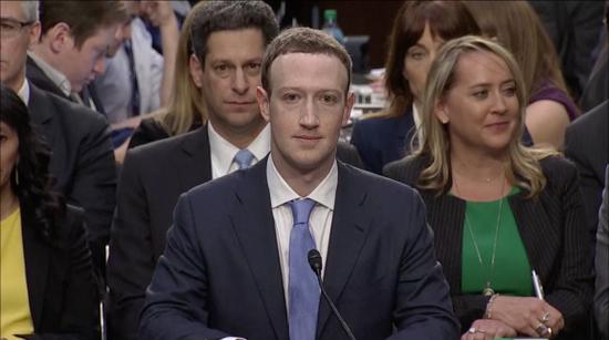 脸书发现干预美国中期选举的虚假账号.png