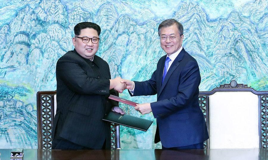 朝韩9月在平壤举行首脑会晤.jpg