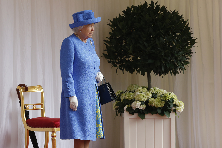 The Queen's doctor was hit and killed! Still a world-class expert? .jpg
