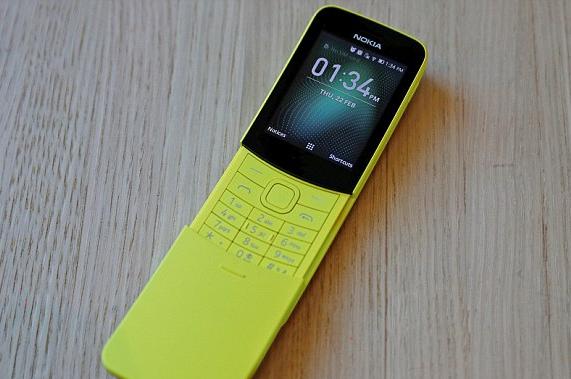数据显示 傻瓜手机销量逆势增长