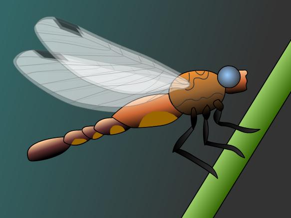 在电影中登场的昆虫