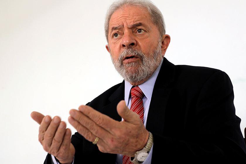 巴西前总统卢拉宣布退出总统大选.jpg