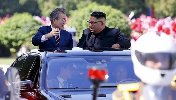 朝韩首脑第三次举行会晤.jpg